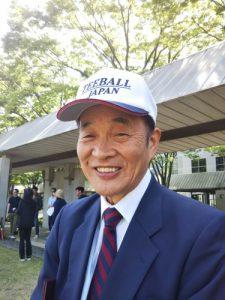 (JTA) 特定非営利活動法人 日本ティーボール協会 理事長 吉村正