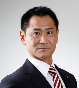 (ITF)入間市ティーボール連盟 会長 横田淳一